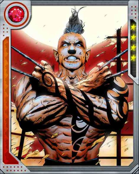 Daken - Marvel Fanon