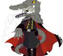 Fungas Crocodile