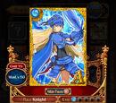 Kutlea the Blue Knight