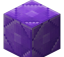 Block of Amethyst