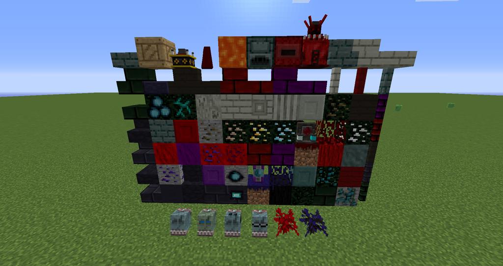 1024px 2014 10 29 00.20.53 AbyssalCraft Mod [Forge] 1.7.10/1.7.2/1.6.4/1.6.2
