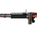 M60-Ultimate Red Silversmith