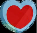 Contenedor de corazón