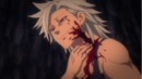 Ban receiving his scar from Meliodas.png
