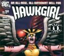 Hawkgirl/Covers