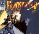 Hawkworld/Covers
