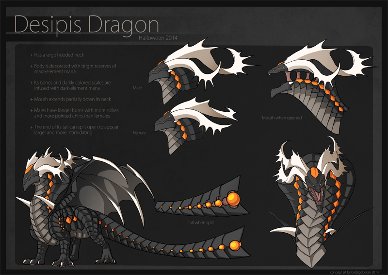 Dragon Play - Page 2 Desipis_Concept