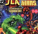 JLA/Titans/Covers