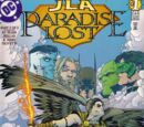 JLA: Paradise Lost/Covers
