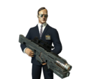 S.H.I.E.L.D. Agent Coulson/Team-Up