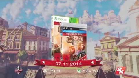 Wuzeltown/BioShock Infinite - Complete Edition für Konsolen verfügbar