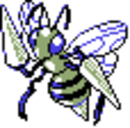 Beedrill Gold Shiny Sprite.png