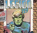 L.E.G.I.O.N./Covers