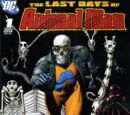 Last Days of Animal Man/Covers