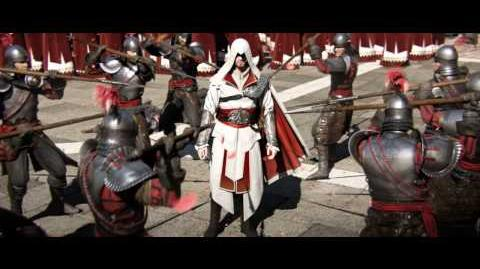 Assassin's Creed Brotherhood E3 Trailer North America