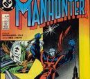 Manhunter/Covers