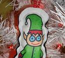 Elf al Crăciunului