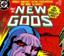 New Gods/Covers