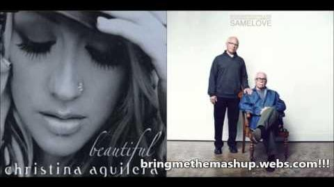 Macklemore & Ryan Lewis vs. Christina Aguilera - Same Beautiful Love (Mashup!)