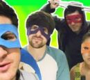 Teenage Mutant Ninja Smosh!