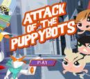 El Ataque de los Cachorros Robot
