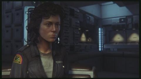 Alien Isolation Ellen Ripley s Message to Amanda RipleyAlien Isolation Amanda Ripley