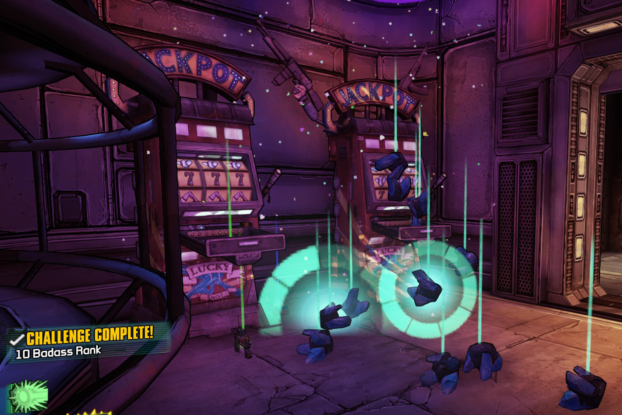 borderlands pre sequel equipment slots