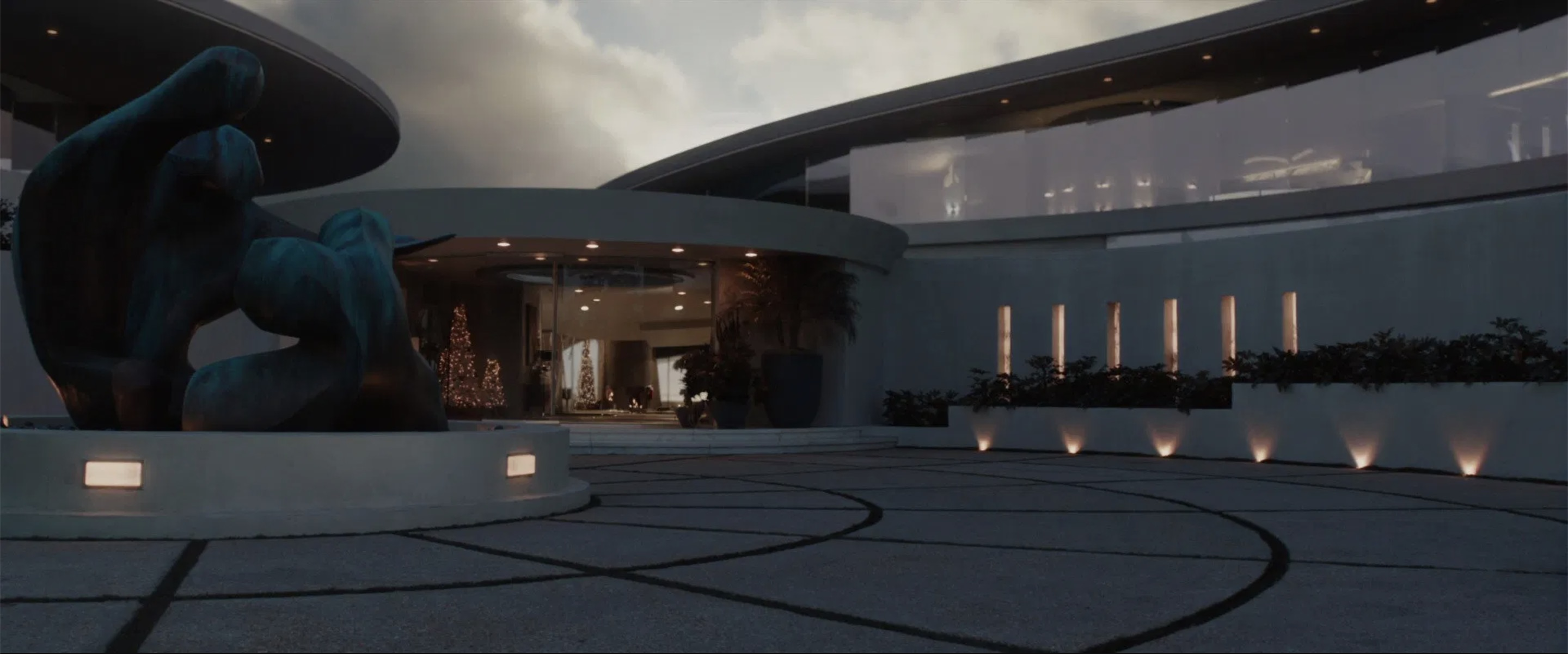 Tony Stark S Mansion Marvel Cinematic Universe Wiki