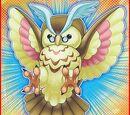 Hibou Peluchimal