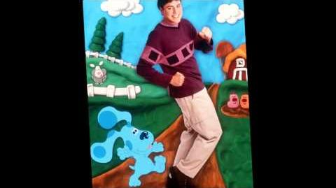 Blue's Clues Lost EPISODE
