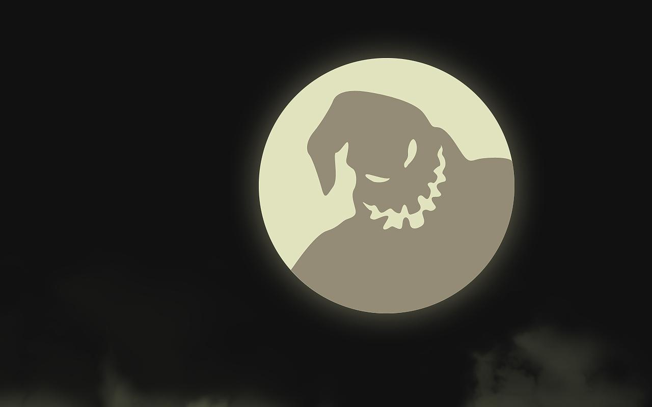 Oogie Boogie Nightmare Before Christmas Moon bigking keywords and ...
