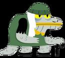 Crocodile Woman