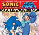 Sonic the Hedgehog/Mega Man Graphic Novels