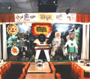 Showbiz Pizza (East and West Cybersland)/Stages