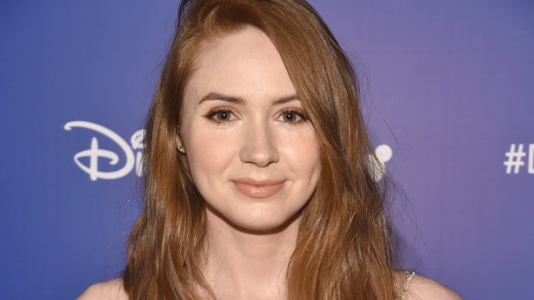 Karen gillan tardis data core the doctor who wiki