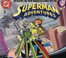 Superman Adventures/Covers