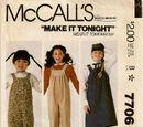 McCall's 7706