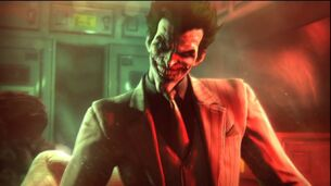 Joker is Black Mask