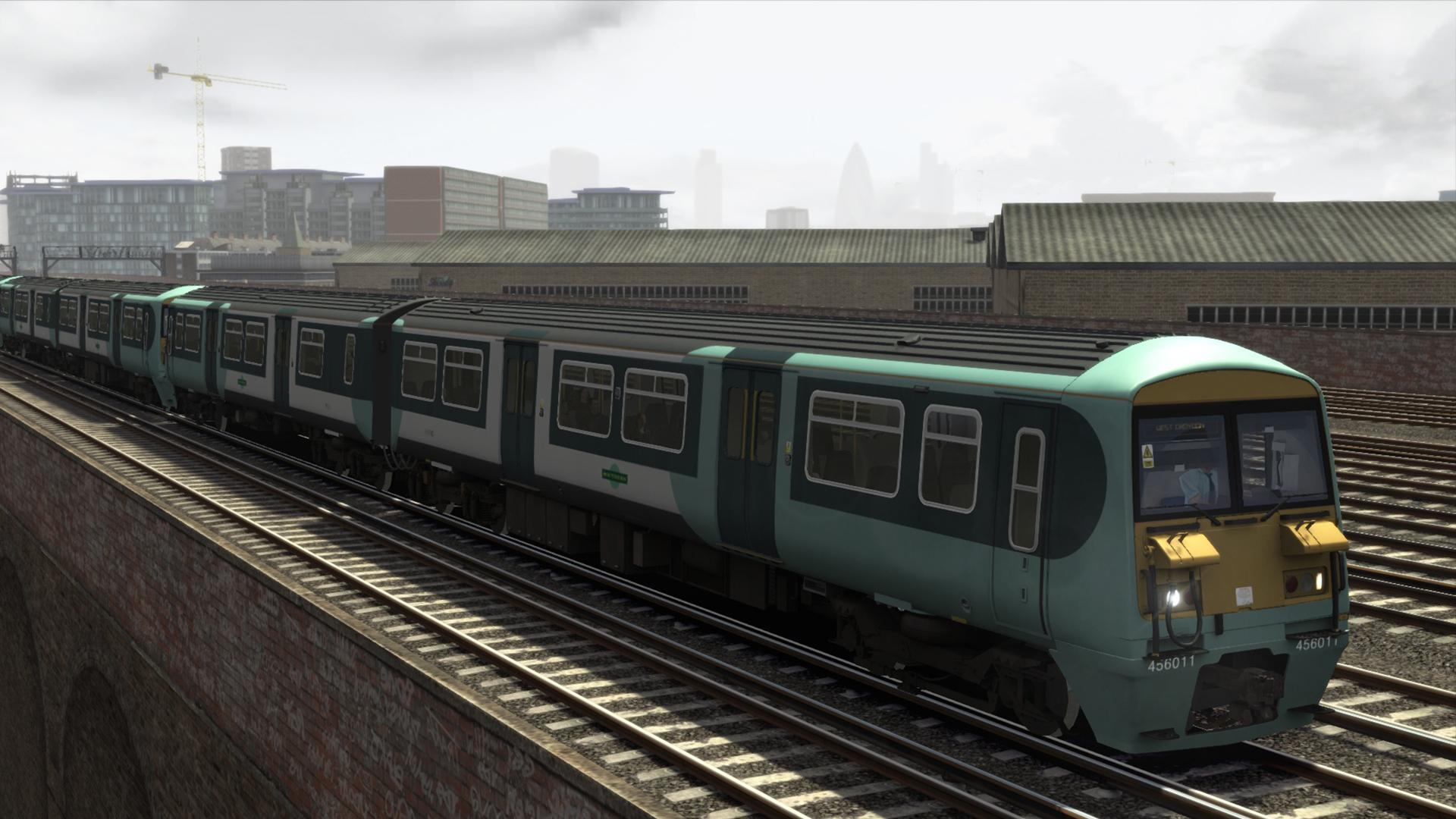 Class 456 Railworks Wiki