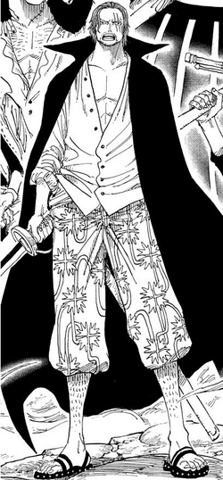 Shanks Manga Infobox