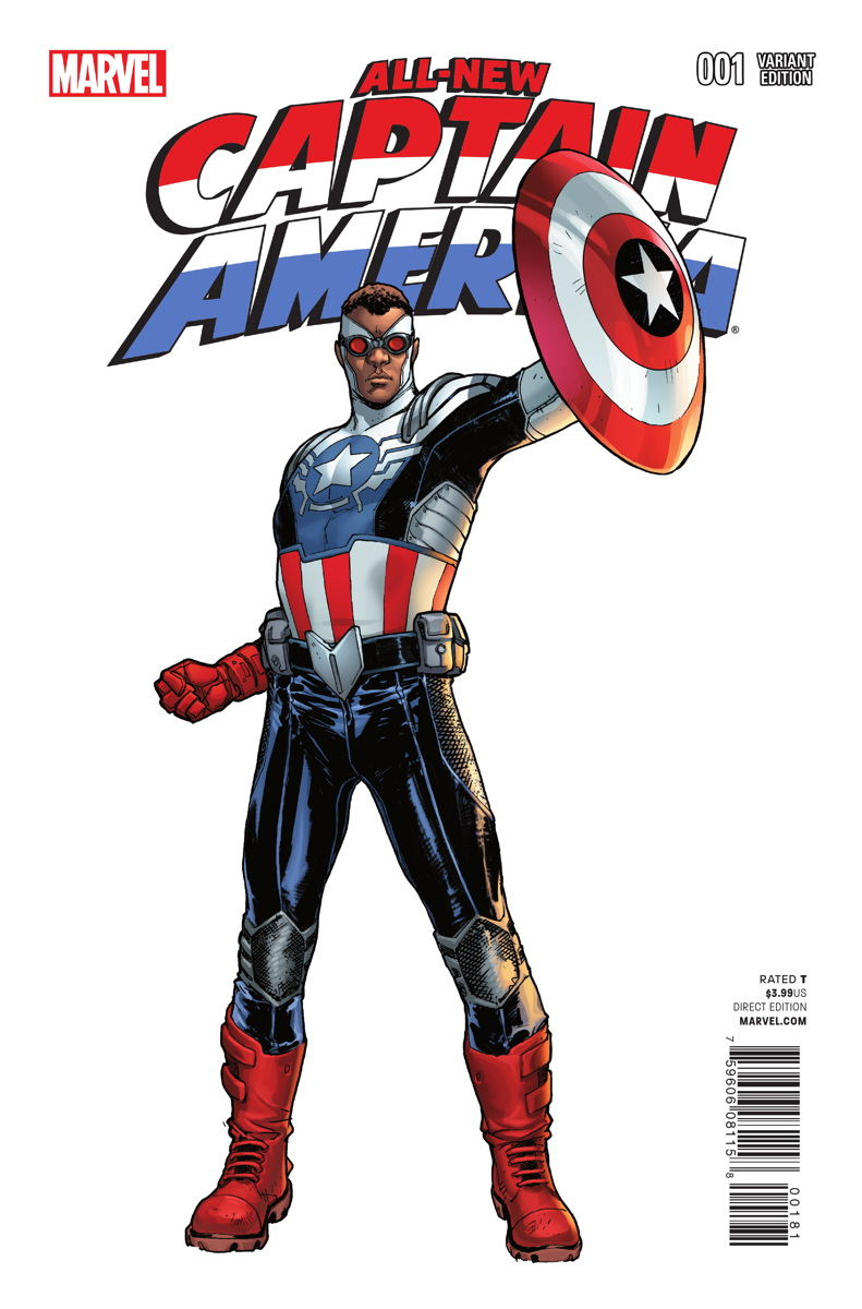 all new captain america vol 1 1 marvel comics database. Black Bedroom Furniture Sets. Home Design Ideas