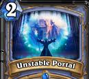 Unstable Portal