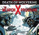 Death of Wolverine: The Weapon X Program Vol 1 2