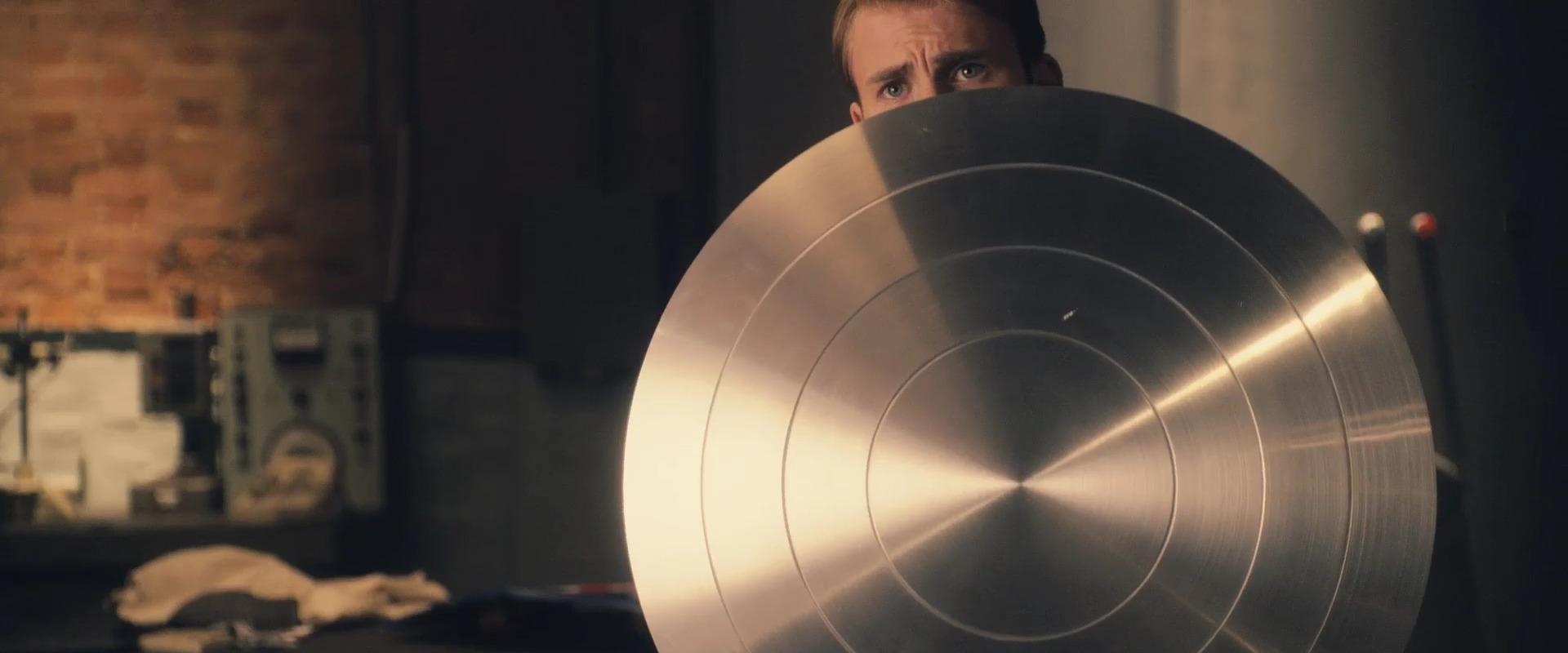 Captain America Trailer Screencaps The First Avenger