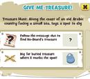Give Me Treasure! (2)