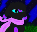 Violet the Umbreon