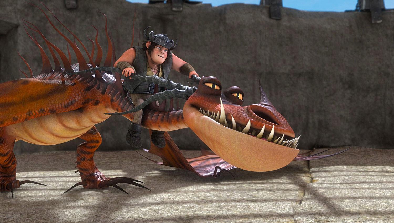 Dragon Zähmen Leicht Gemacht