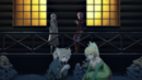 Lisbeth and Asuna talking about Zekken.png