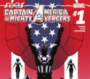 Captain America And the Mighty Avengers Vol 1