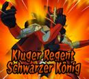 Kluger Regent Schwarzer König